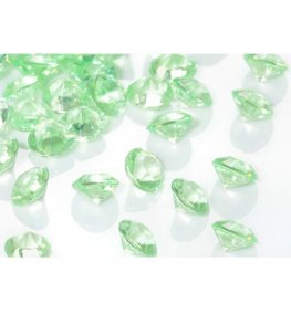 Apple Green Tiny Table Diamantes 30g