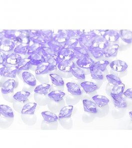 Lilac Tiny Table Diamantes 30g
