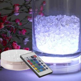 LED Multi Function Submersible Light Base