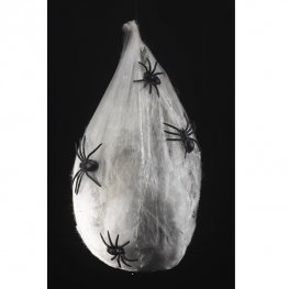 Hanging Spider Larva Decorations
