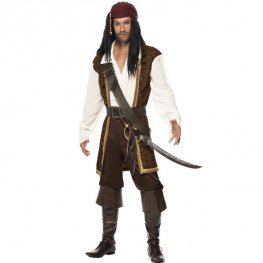 High Seas Pirate Fancy Dress Costumes