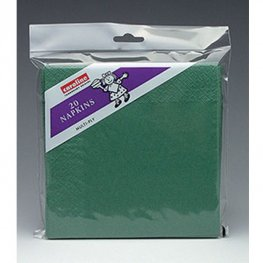 Holly Green Napkins 6 Packs Of 20
