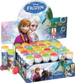 Disney Frozen Bubble Tubes x36