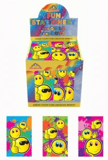 Smile Notebook x14 dozen