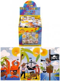 Pirate Notebooks 14Dozen