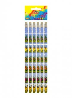 Dinosaur Pencil x2 Dozen