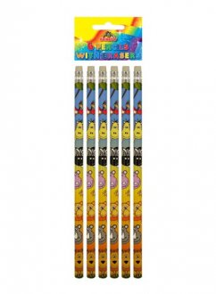 Jungle Pencil x2 Dozen