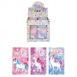 Unicorn Notebooks x14 Dozen