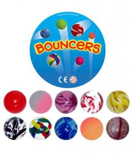 Super Bouncy 35mm Jet Balls x100