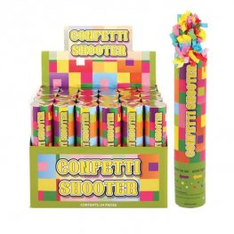 Jazzy Confetti Shooter Cannon 20cm x1