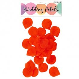 Red Rose Petals 150pc