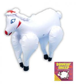 Inflatable Sheep