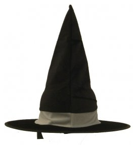 Hat Witches Deluxe Velvet