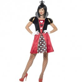 Carded Queen Costumes