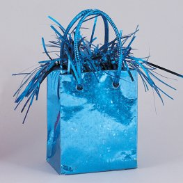 Pale Blue Gift Bag Weights