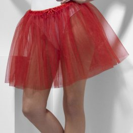 Red Petticoat Underskirts