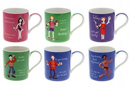 1 Lump Or 2 Birthday Mugs
