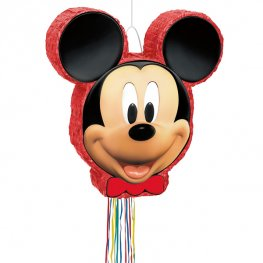 Mickey Mouse Drum Pull Pinata