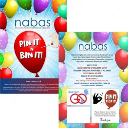 NABAS Card And Share Cards