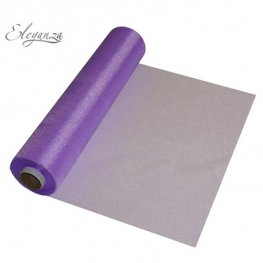 Purple Organza Rolls