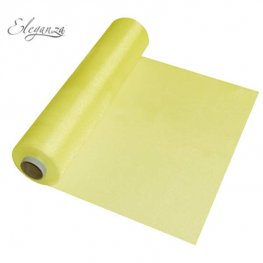 Yellow Organza Rolls