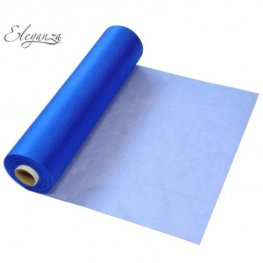 Royal Blue Organza Rolls