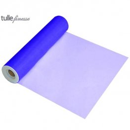 "Royal Blue Tulle 12"" x 25Y"