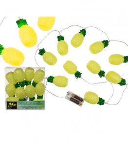 Pineapple Shapes LED Garland