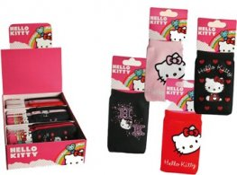 Hello Kitty Mobile Phone Sock