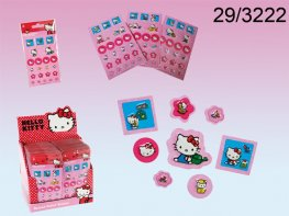 Hello Kitty Stickers x22