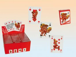 Kama Sutra Character Playing Cards