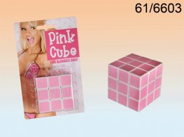 Magic Cube For Blondes