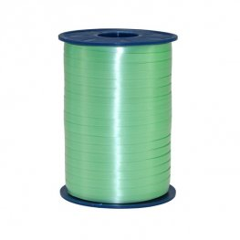 Mint Green Satin Curling Ribbon 500m
