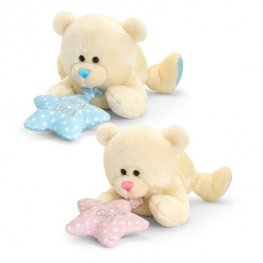 25cm Pipp The Musical Bear With Star