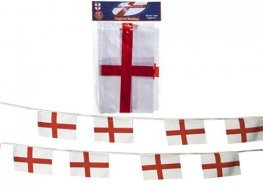 15ft St George Bunting