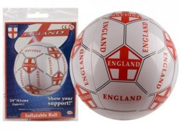 Inflatable England Football