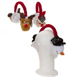 Christmas Earmuffs