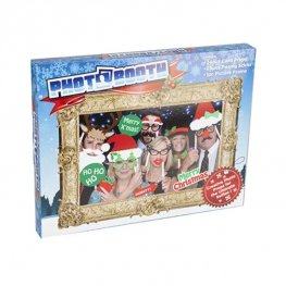 Christmas Photo Booth Photo Props 25pc