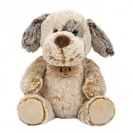 23cm 2 Tone Luxury Dog Plush Toy