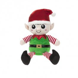 "13"" Albert The Elf Plush Toy"