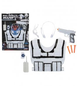 Galaxy Wars Gun And Chest Plate