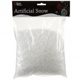 Clear Artificial Snow 5oz