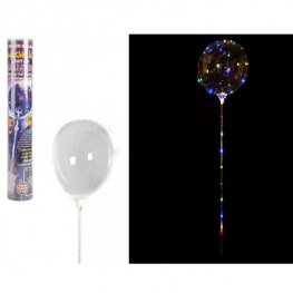 "12"" Magical Light Up Balloon On Stick Kit"