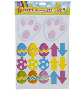 Easter Bunny Trail Set 35pc