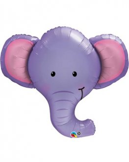 Ellie The Elephant Supershape Balloons