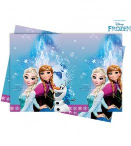 Disney Frozen Plastic Tablecover 1pk