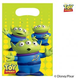 Toy Story Star Power Party Bags 6pk