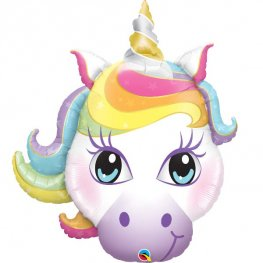 Magical Unicorn Supershape Balloons