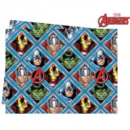Mighty Avengers Plastic Tablecover 1pk