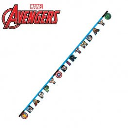 Might Avengers Happy Birthday Banner